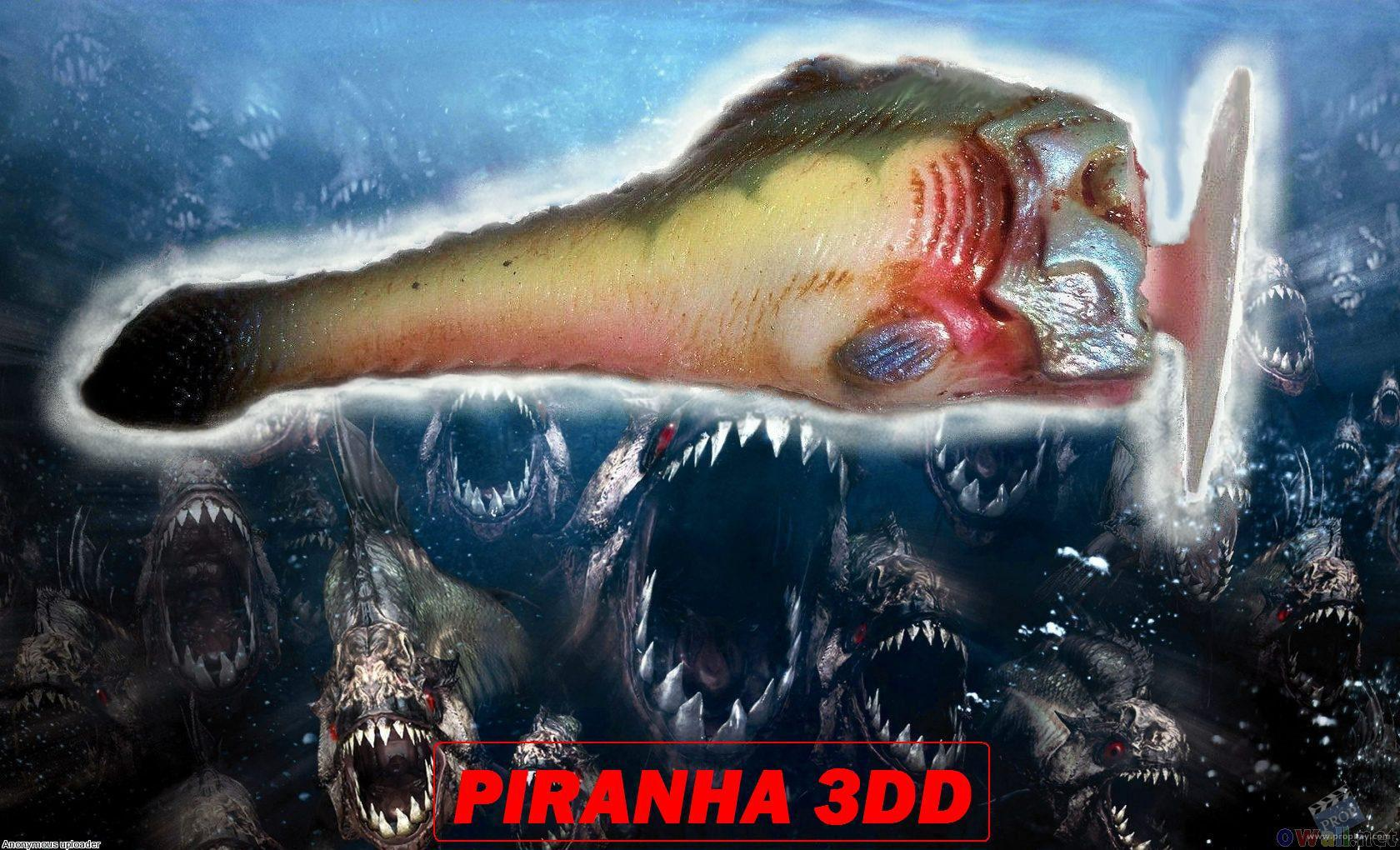 SFX Baby Attack Piranha Movie Prop from Piranha 3DD (2012 ...