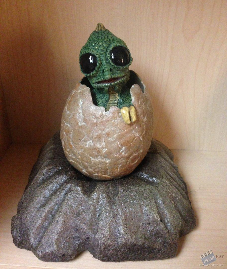 Baby Sleestak Egg Movie Prop From Land Of The Lost 2009