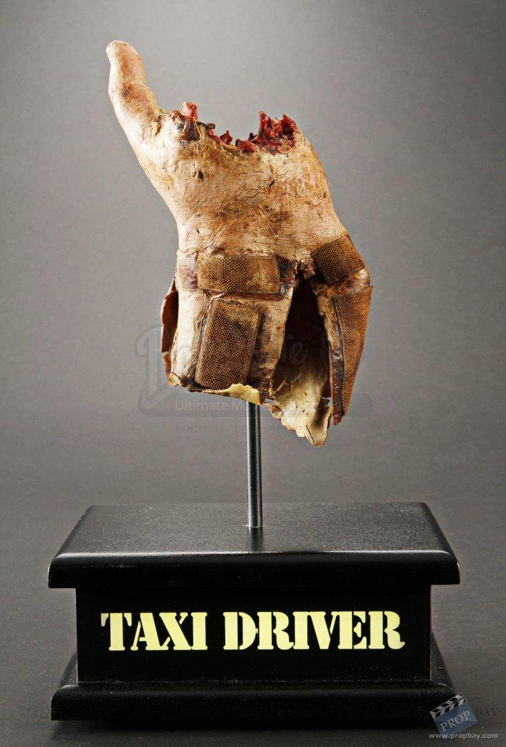 Taxi New York >> The Timekeeper's Exploded Hand Movie Prop from Taxi Driver ...