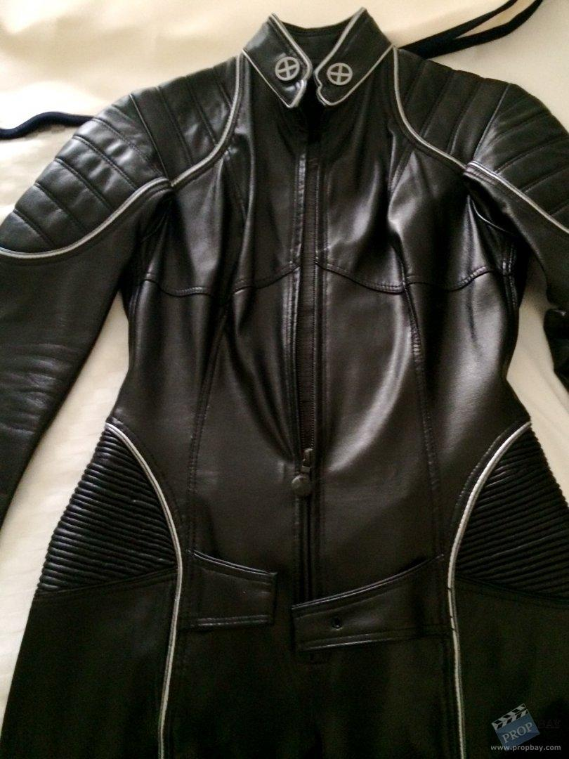 Original Leather Hero Battle Suit Wardrobe From X Men