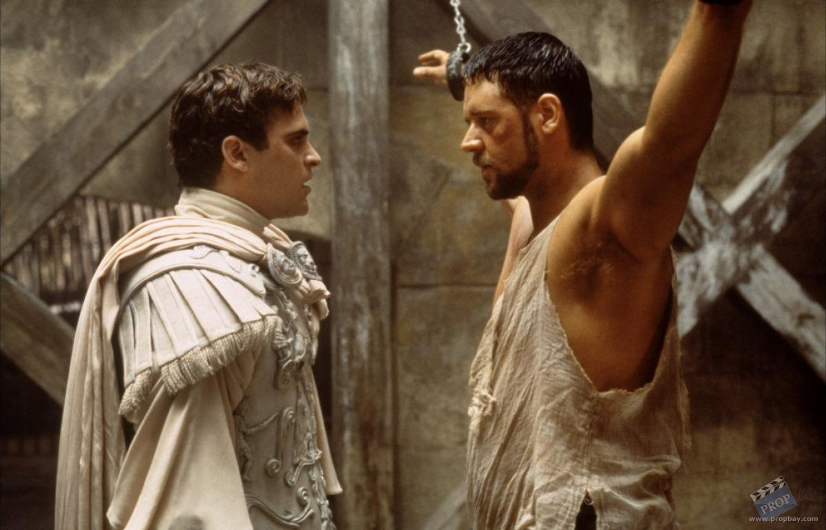gladiator movie vs history Gladiator is an interesting product in the context of film history, for it picks  which  raises the question as to whether or not historical accuracy in.