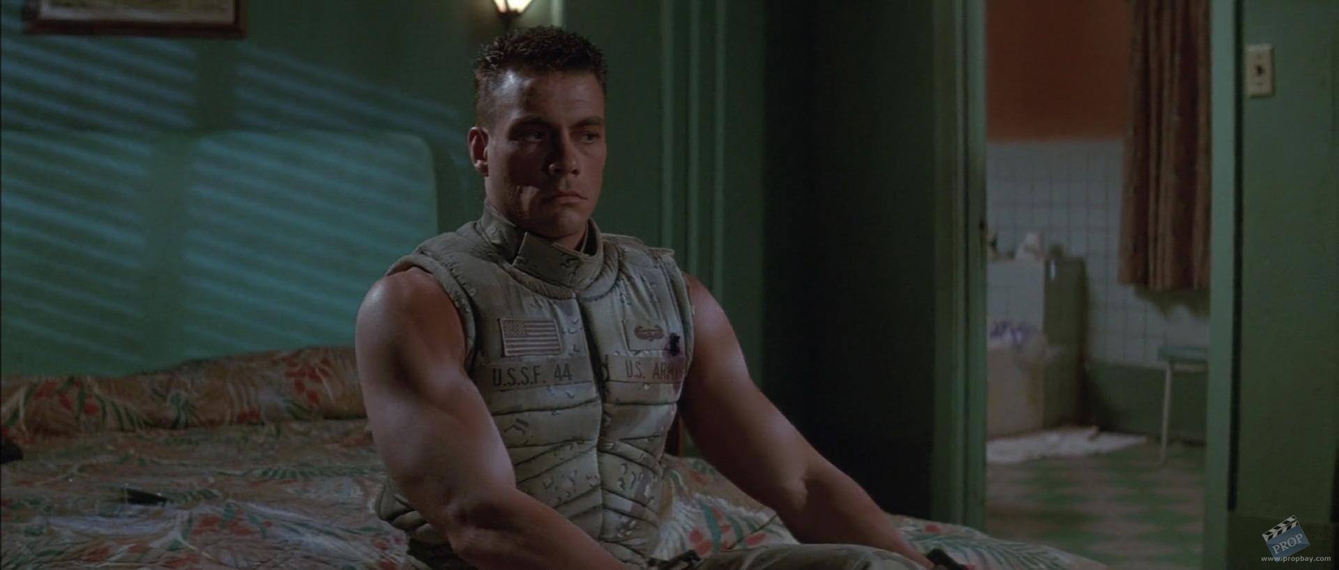 Luc Deveraux - GR44 (Jean-Claude Van Damme) Vest Wardrobe ...
