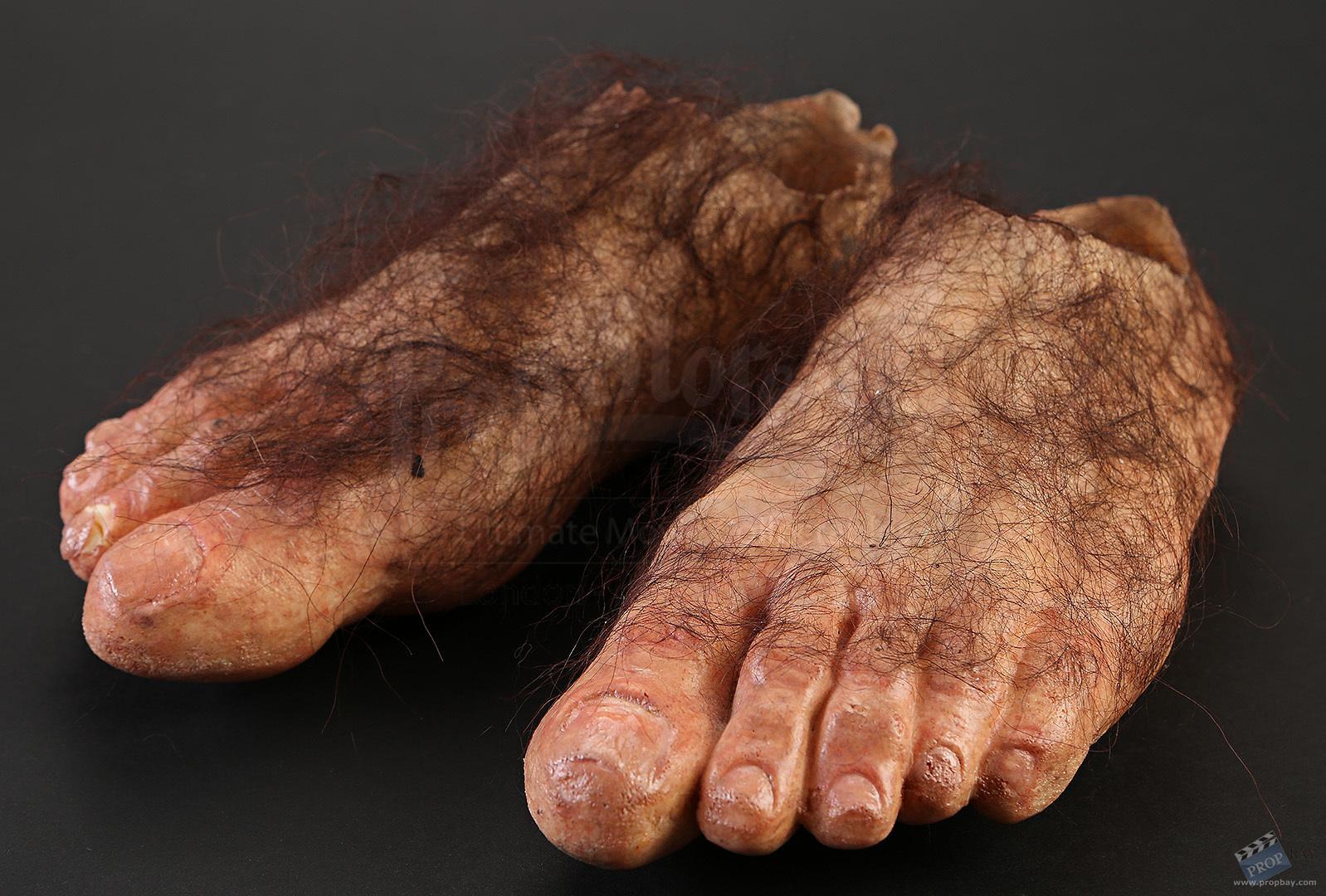 The Hobbit Feet Appliances Wardrobe From The Hobbit An