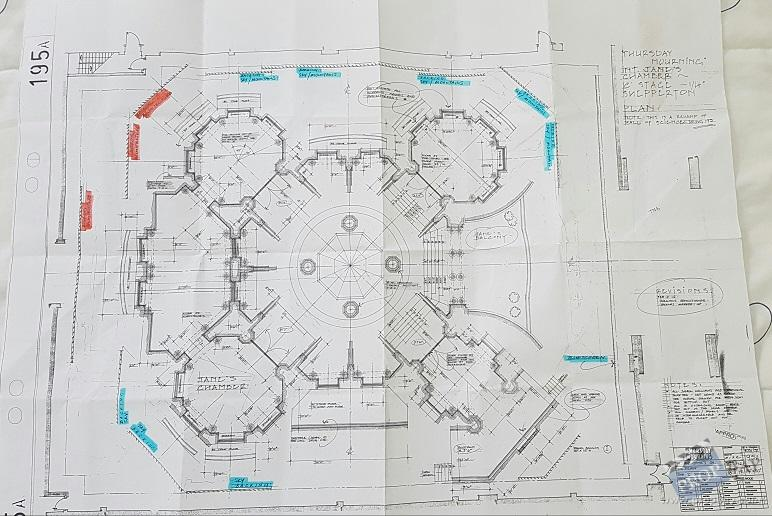 Janes chamber blueprint film production from thor the dark world item details malvernweather Gallery