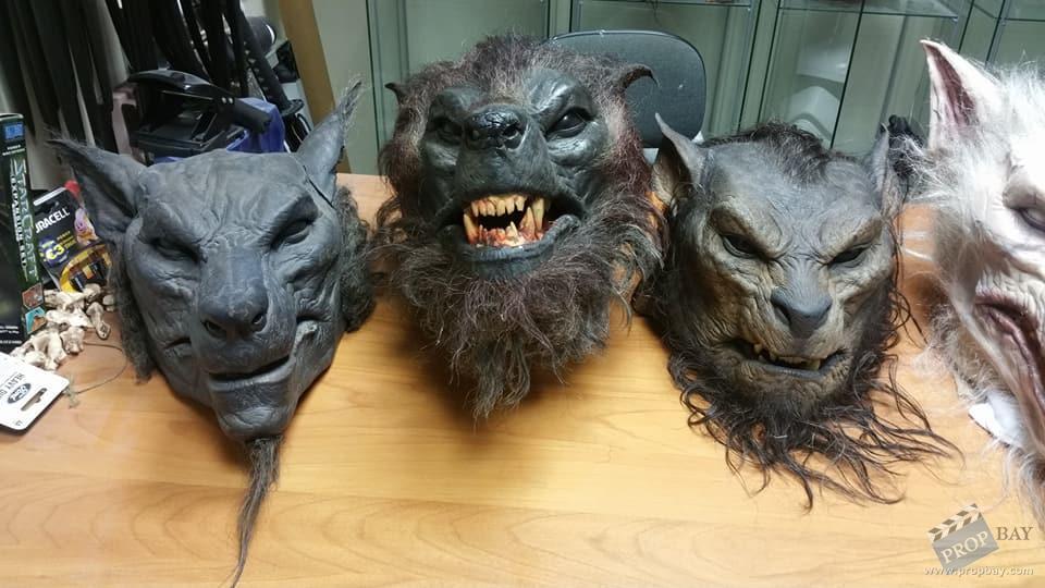 Underworld Lycans Costume Underworld Lycan Heads...