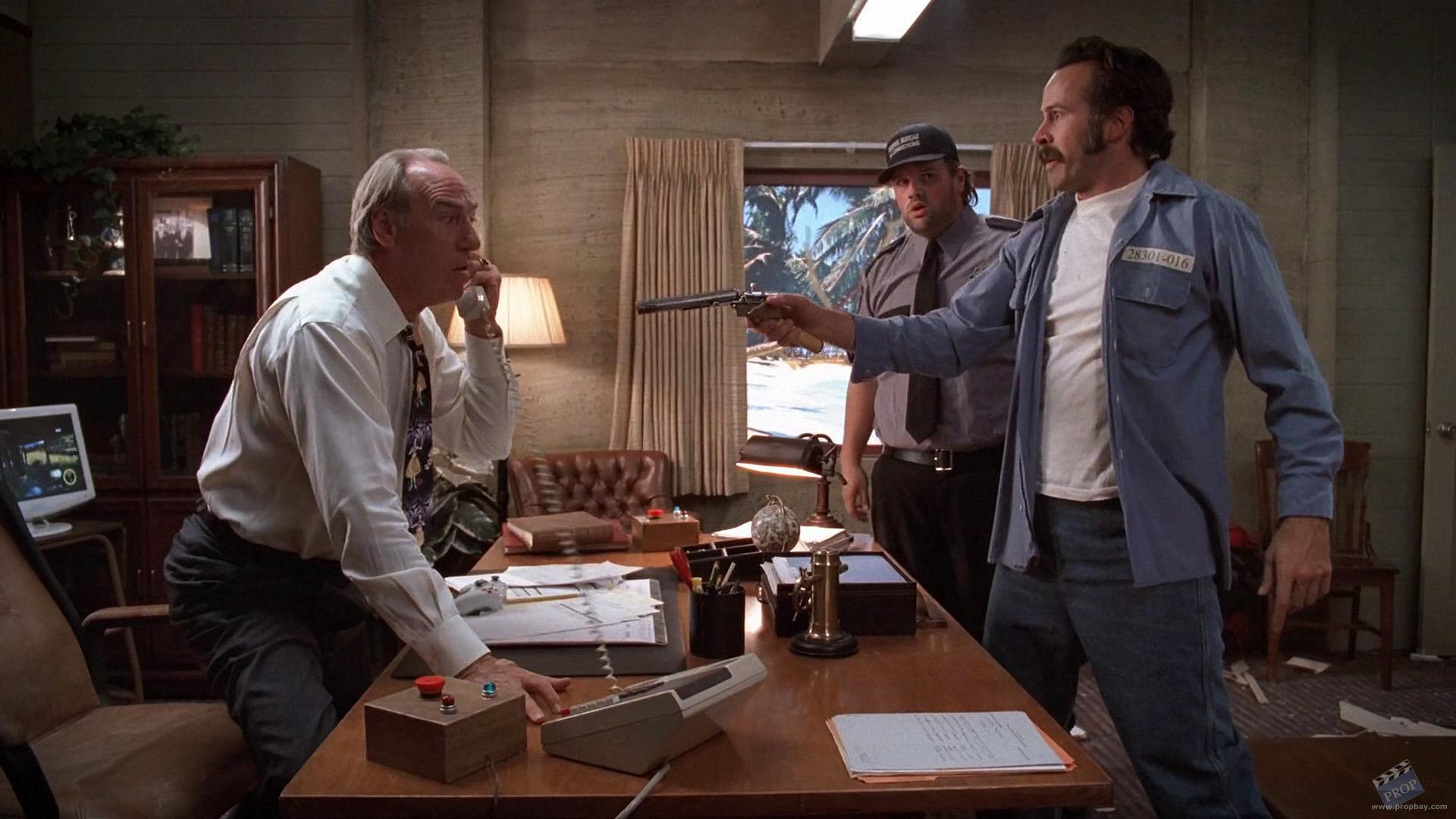 Hero Prison Zip Gun Movie Prop From My Name Is Earl Tv