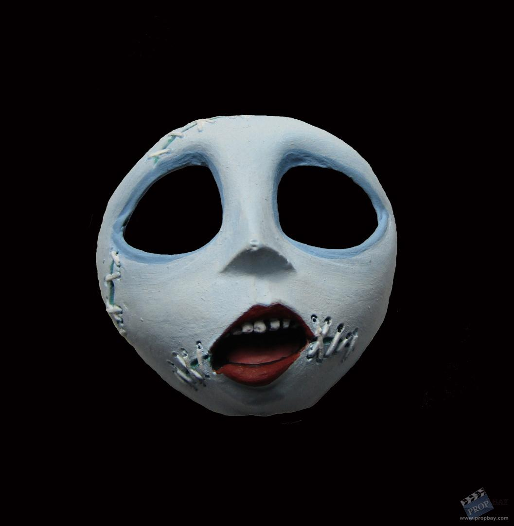 Production Made Sally Face Movie Prop from The Nightmare Before ...