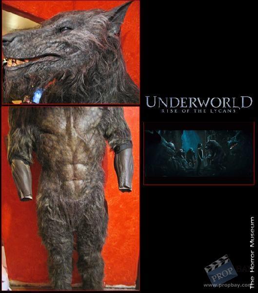 Underworld Lycans Costume Lycan costume Wardrobe...