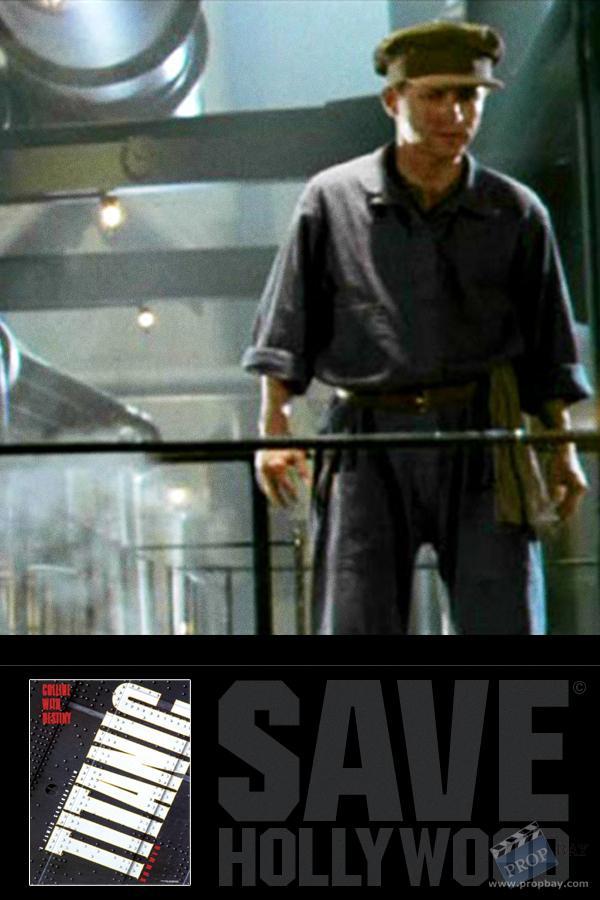 Titanic Engine Room Coal: Engine Room Worker Coveralls Wardrobe From Titanic (1997
