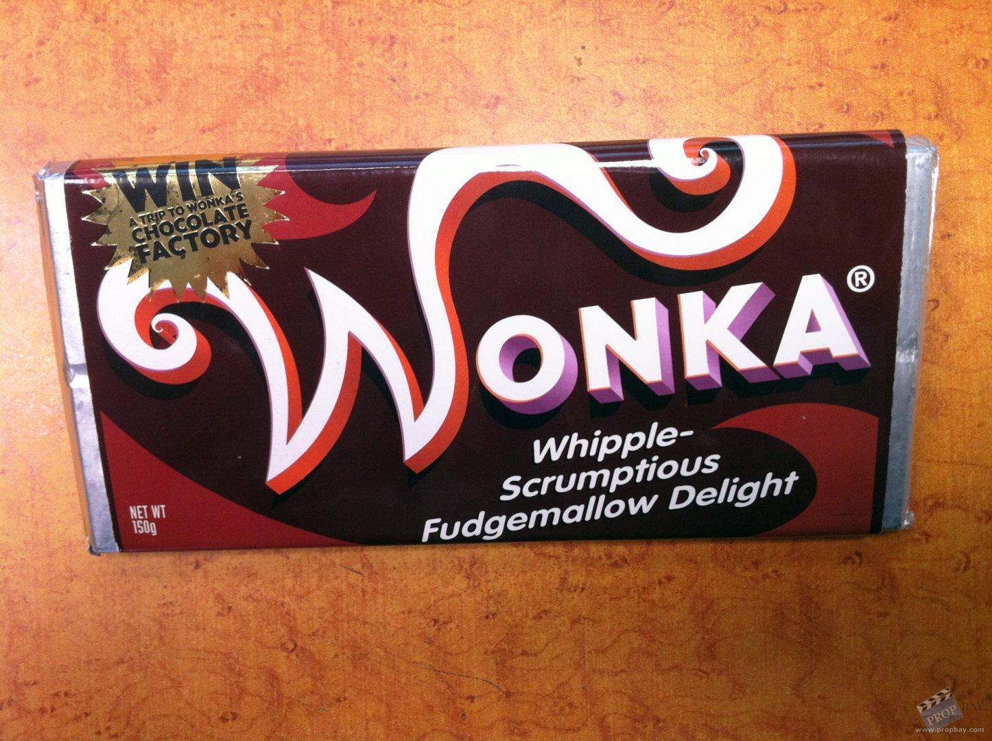 Wonka's 'Whipple-Scrumptious Fudgemallow Delight' Hero ...