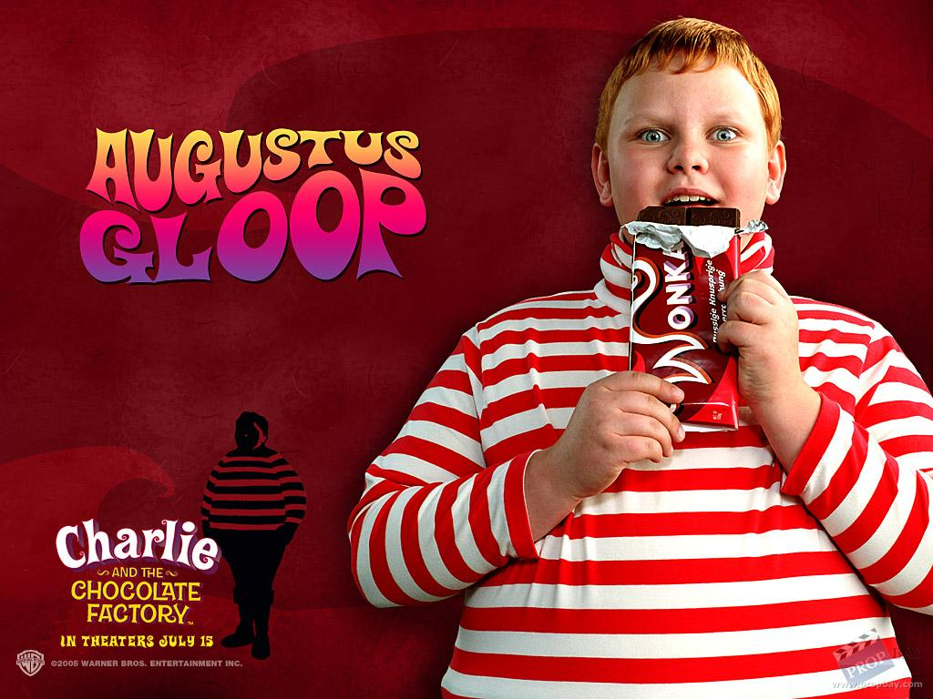 Wonka Bars and Golden Ticket Wardrobe from Charlie and the ...