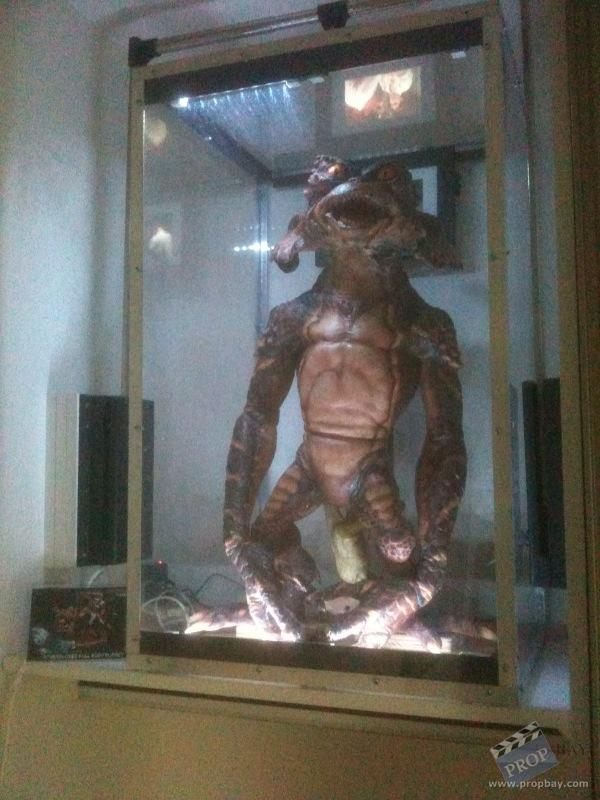 original screen used background gremlin puppet movie prop