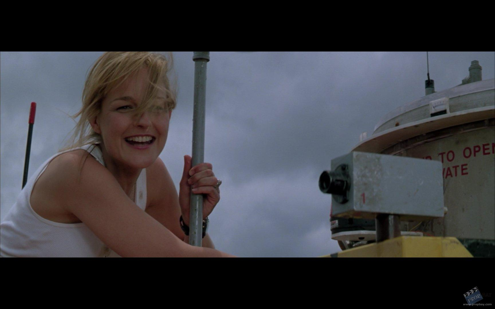 Jo Helen Hunt Hero Rings And Watch Set Movie Prop From Twister 1996 Online Movie