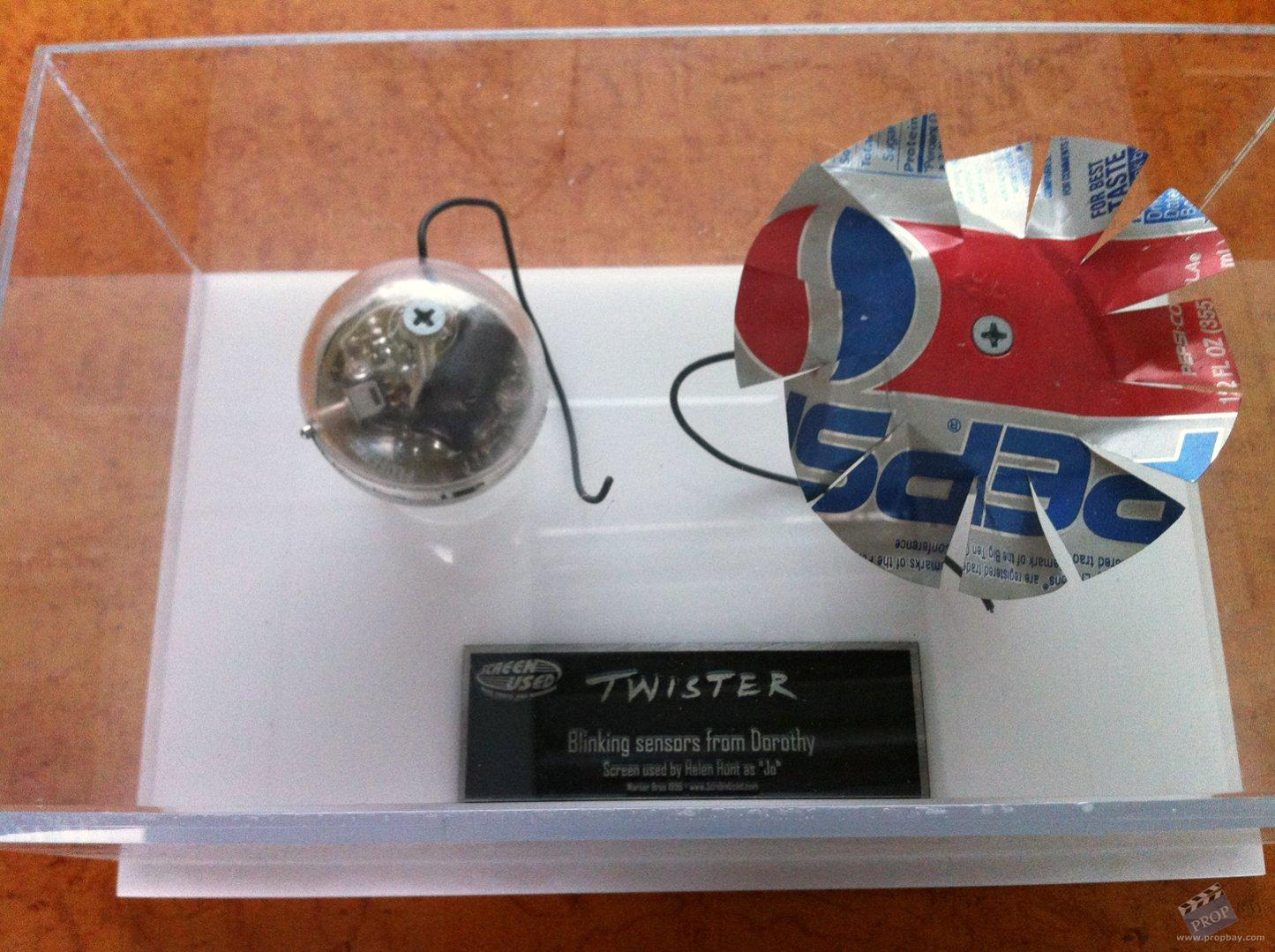 Pair of Dorothy 'Hero' Sensors (1 with Pepsi Can) Movie ...