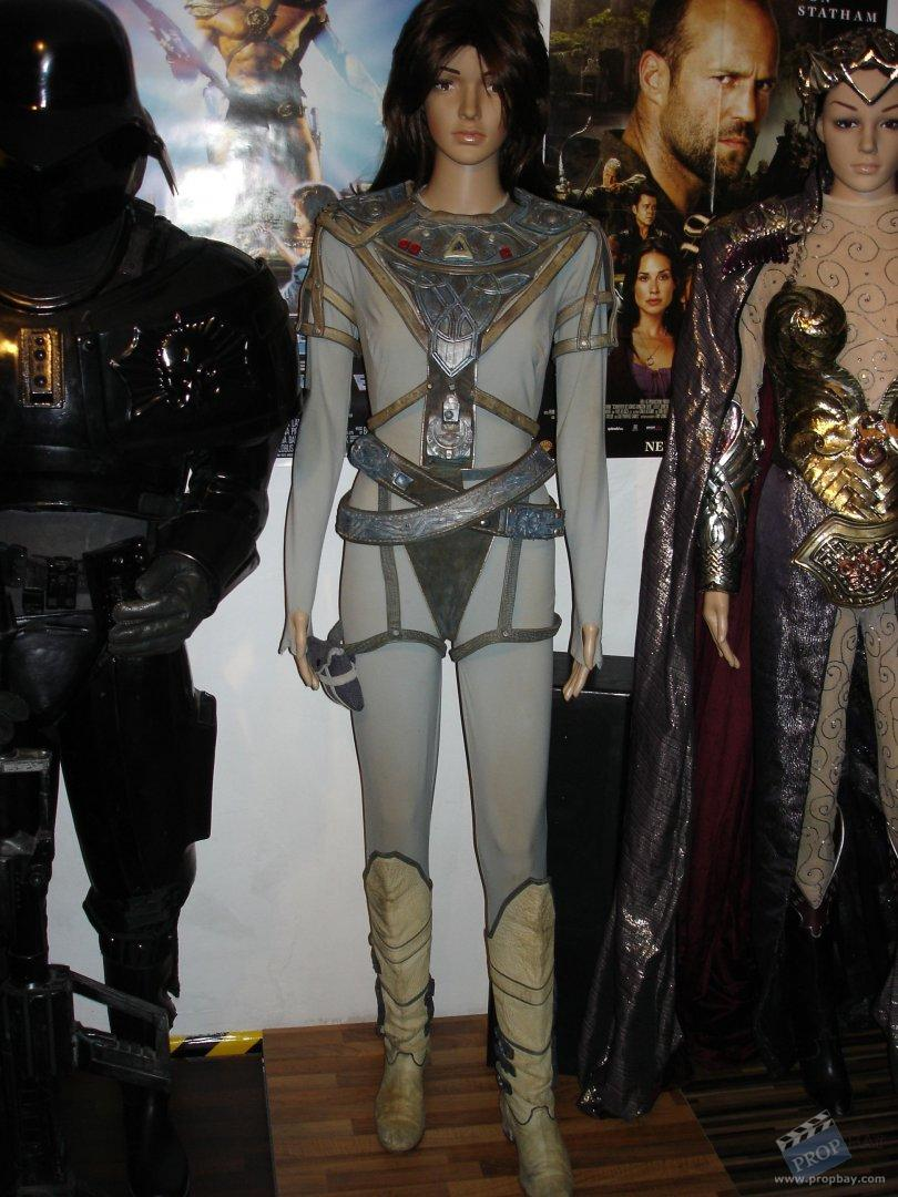 Teela costume Wardrobe from Masters of the Universe (1987 ...