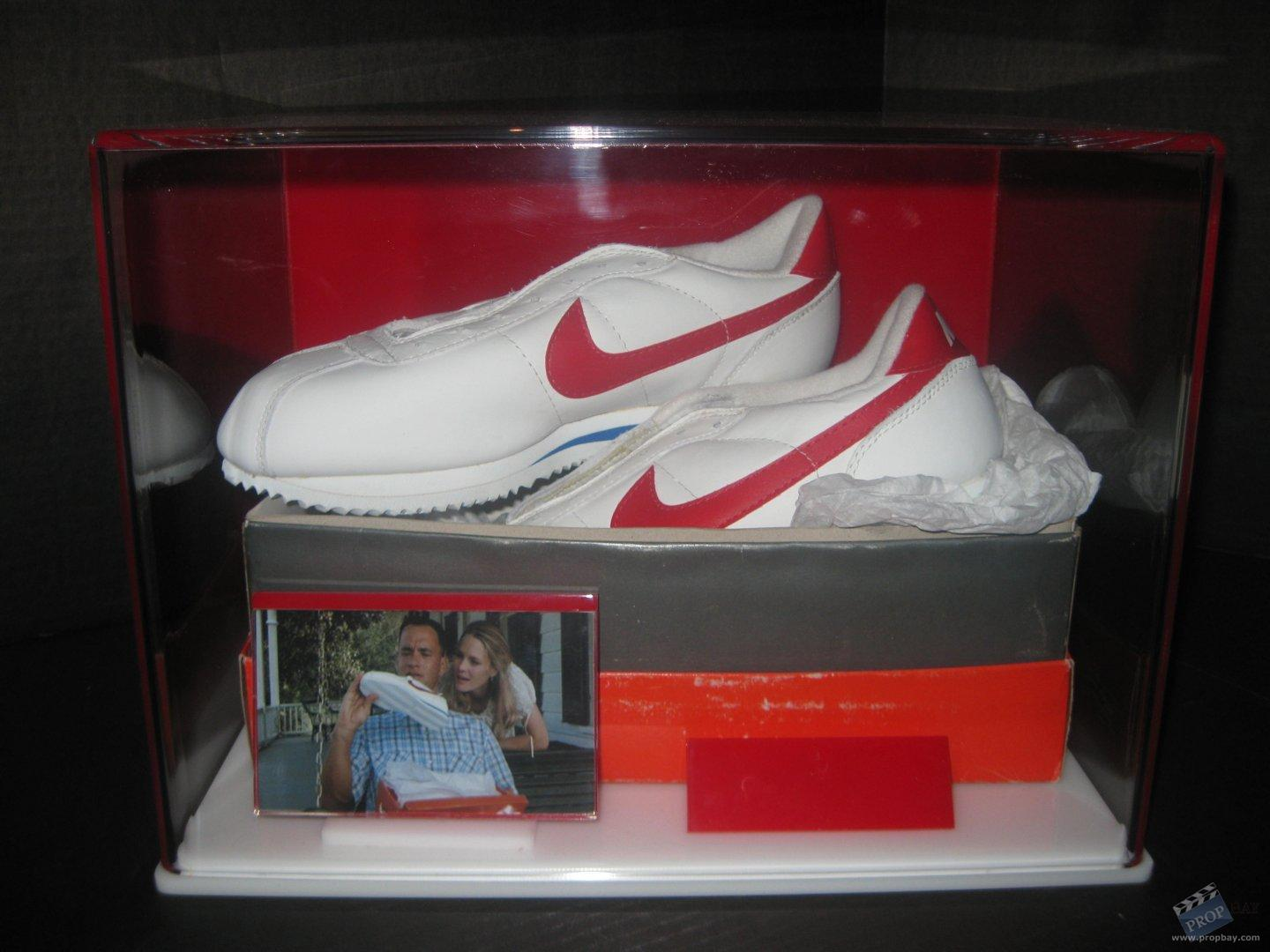 official photos 850ad fdbca Forrest Gump Prototype Gift Sneakers Movie Prop from Forrest ...