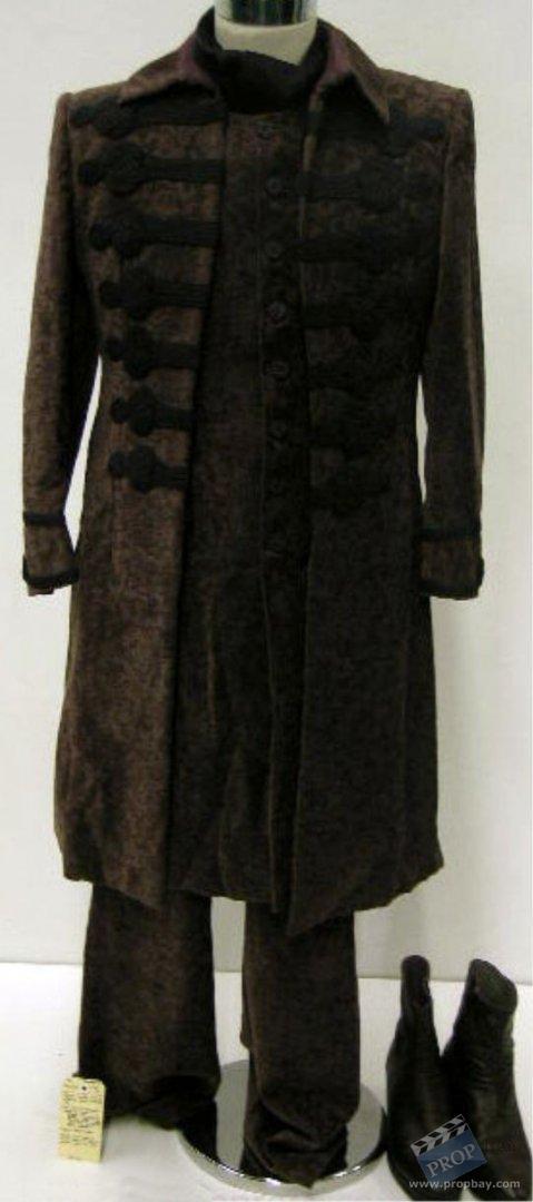 Alexander Corvinus Hero Costume Wardrobe From Underworld