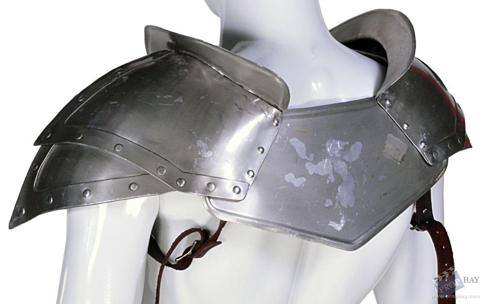how to make foam shoulder armor
