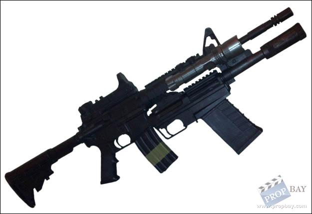 Used movie prop guns for sale : Transformers movie videos