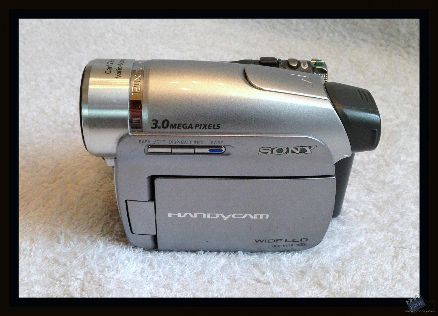 Hero Camcorder Movie Prop From Mr Bean S Holiday 2007