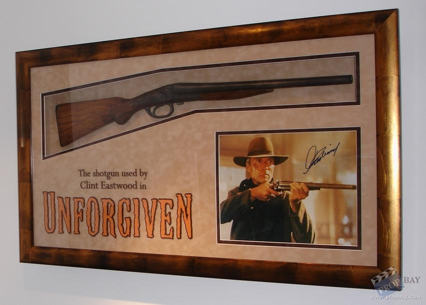Clint eastwood movie props