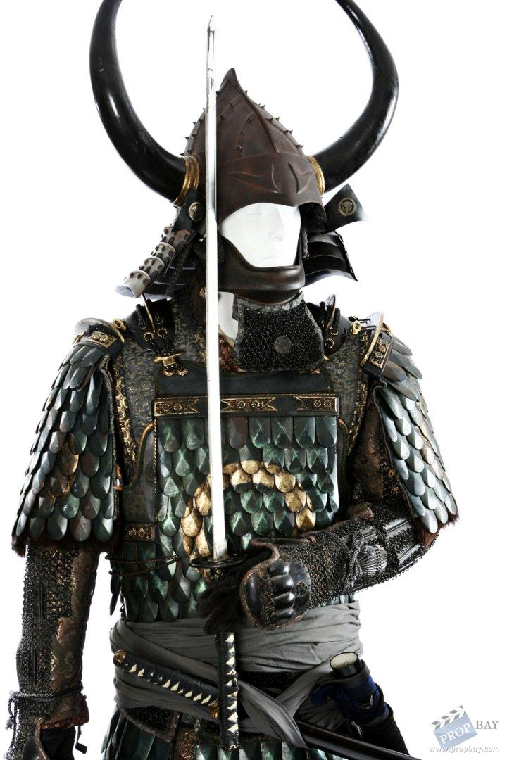 Ujio Hiroyuki Sanada Hero Costume Wardrobe From The Last