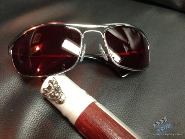 788578cbe3 Daredevil Matt Murdock (Ben Affleck) Hero sunglasses Movie Prop from ...
