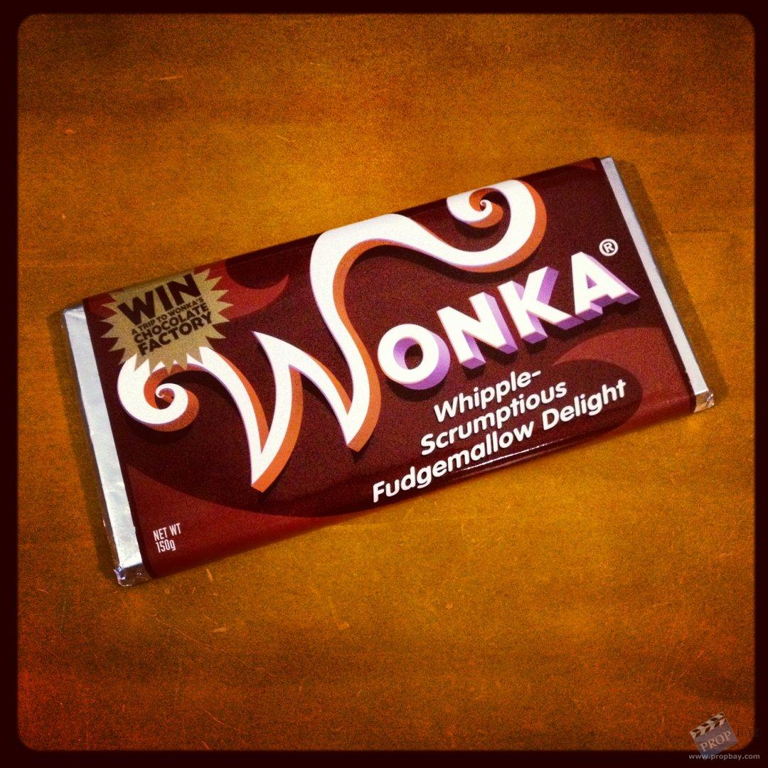 Wonka Whipple-Scrumptious Fudgemallow Delight Chocolate ...