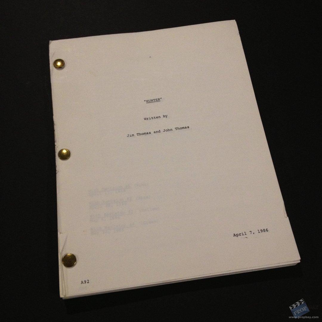 Predator: movie vs early script 34