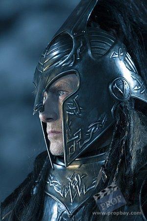 Viktor (Bill Nighy) Ponytail Helmet Movie Prop from ...