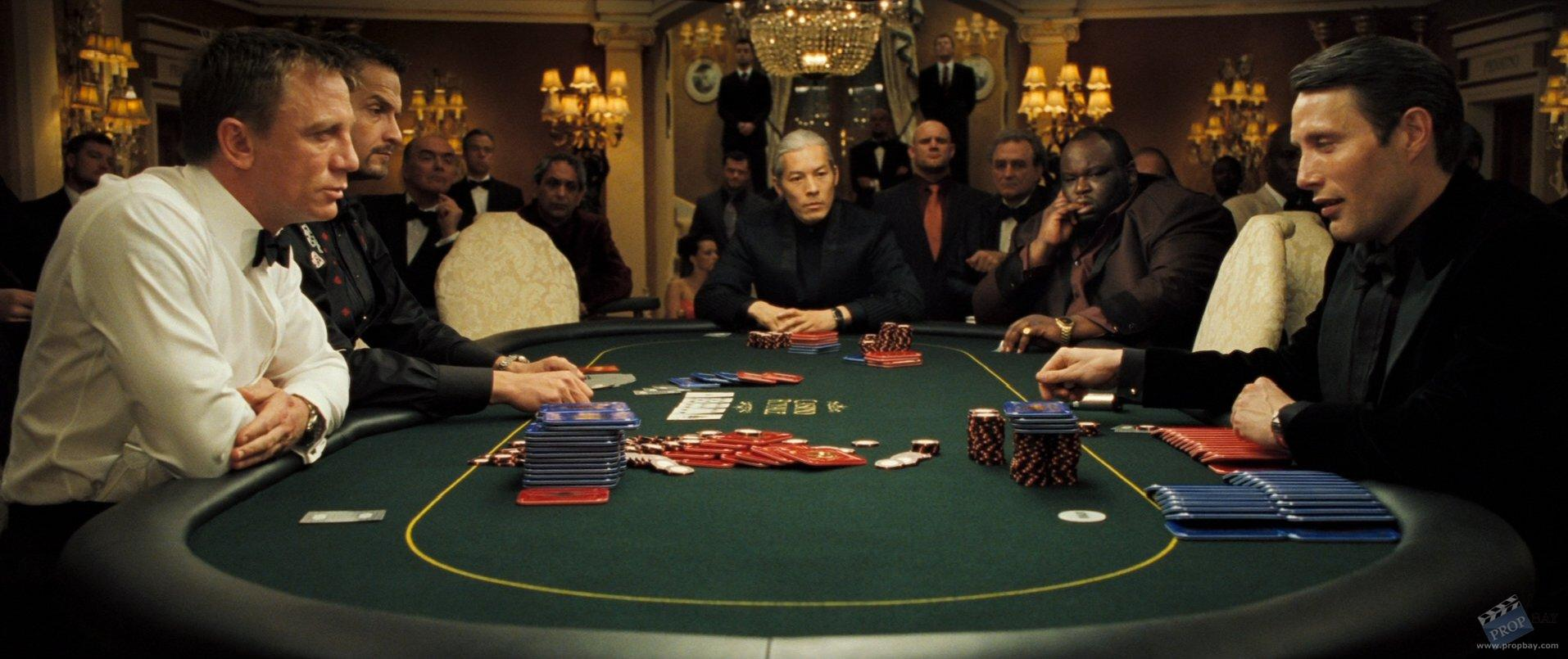 casino royale poker game