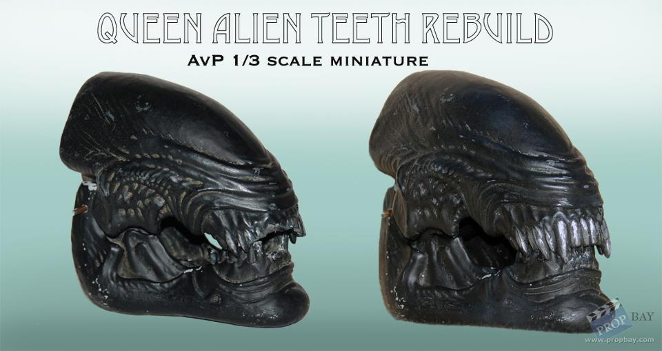 Pictures of Alien Queen Head - #rock-cafe