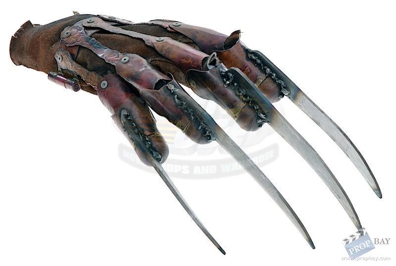 Freddy Krueger Glove Template Freddy Krueger's (Hero...